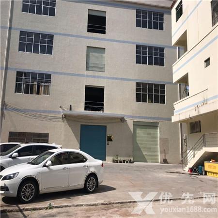 東莞大嶺山原房東廠房一樓1450平方六米高實際面積出租