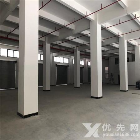 東莞大朗全新工業園一樓廠房出租1100平米高度六米