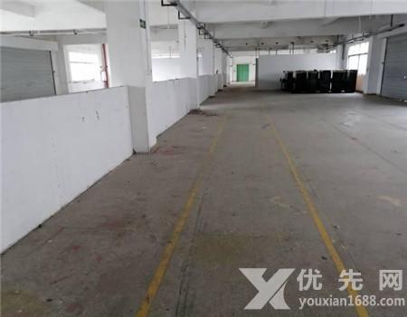 惠州惠城正規廠房樓上1680平方出租
