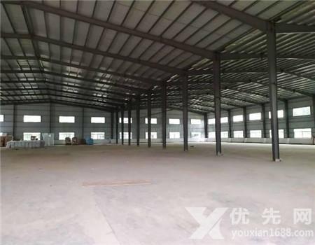 惠州惠陽秋長新出原房東獨院鋼構廠房出租5000平實際面積