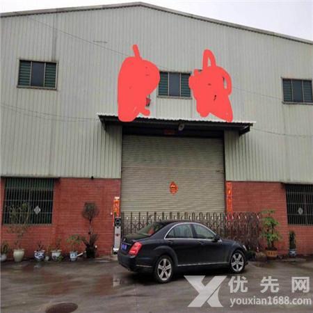東莞長安鎮街口靠近主路新出鋼構廠房出租帶現成行車3部,1700平