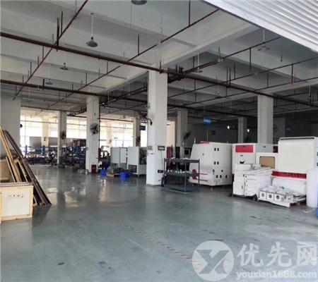 石巖高速出口大型工業園區新出獨棟廠房12500平出租紅本裝修