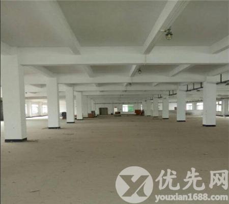 坪山六聯紅本標準樓上5400平廠房出租,大小可分租