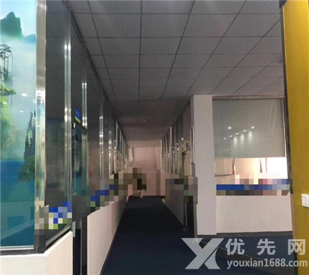 長安錦廈一樓1800平米二樓1800平米,豪華裝修廠房出租
