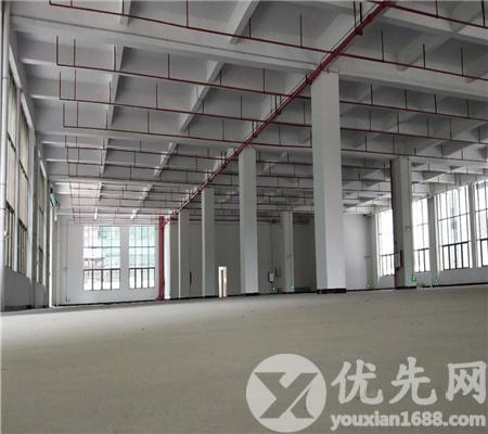 東坑標準一樓廠房出租2000平方交通方便易招工 可分租