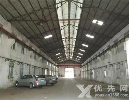 深圳松崗潭頭鋼構廠房出租1200平 價格很實惠 實圖
