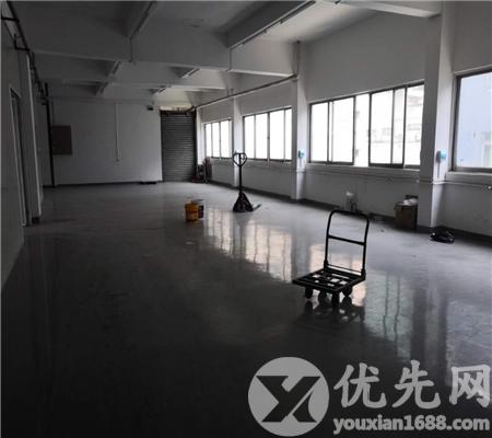 大朗水口九全新廠房3樓800平精裝廠房出租