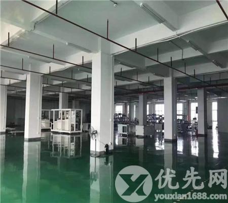 黃江精裝修原房東田心工業區花園式1000平方米廠房出租分租