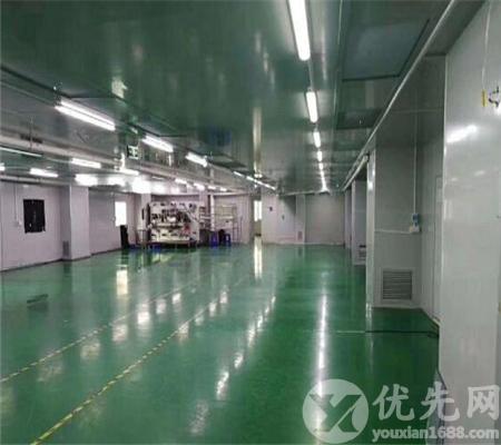 觀瀾新出無塵車間原房東獨院1至3層5040平方米廠房出租
