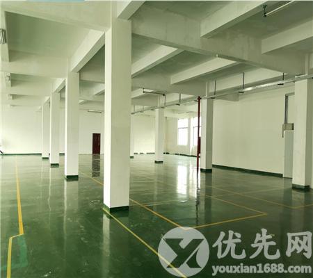 觀瀾1-3層獨院2700平廠房出租,20全包空地1千平帶紅本