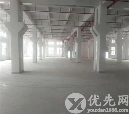 虎門獨門獨院大型紅本廠房出租10000平方