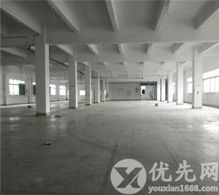 塘廈莆心湖花園式標準6180平獨院廠房出租,手續齊全原房東