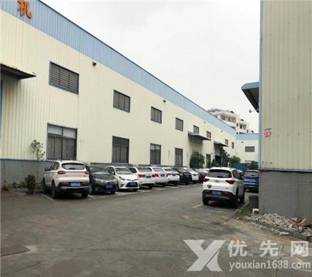 長安鋼結構4000平米廠房出租(0公攤)大小可分