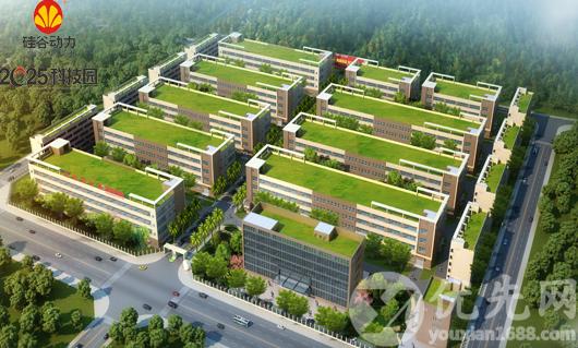 東莞塘廈硅谷動力2025科技園