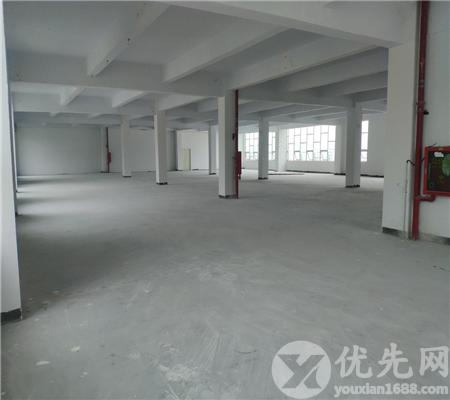 光明新圍原房東獨院1700平帶裝修廠房出租,公攤面積百分之13