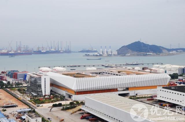 深圳前海自貿區南油保稅港區一期W6倉庫