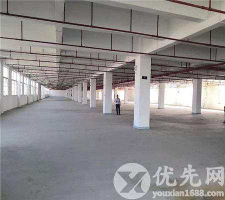坪山大工業區自建紅本單一層樓上廠房出租6100平 空地大