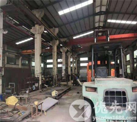東坑鎮黃麻嶺工業區單一層5000平米鋼結構廠房出租