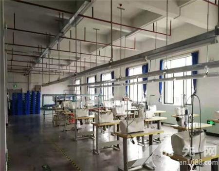 惠州仲愷潼僑新出樓上1000平方廠房出租,帶裝修地坪漆.
