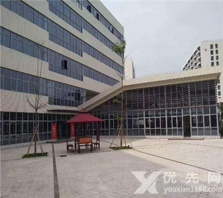 長安新出標準廠房樓上1100平方出租帶精裝修辦公室