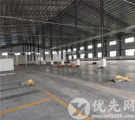 塘廈蓮湖村獨院3350平鋼結構廠房出租