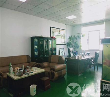 福永塘尾原房東二樓850平方帶裝修帶紅本廠房出租