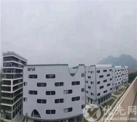 深圳坪山新出20萬平方原房東新出紅本產業園廠房出租