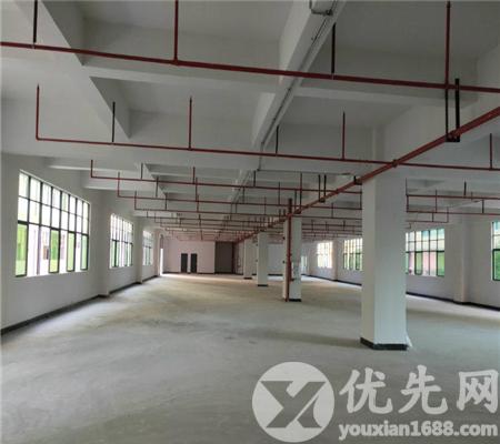 鳳崗獨院4200平米廠房火爆招租,空地大