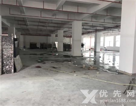 深圳光明新出19200平獨棟廠房每層2400平出租