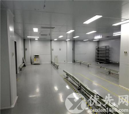 石巖溪之谷豪華裝修2200平無塵車間廠房出租,免費使用