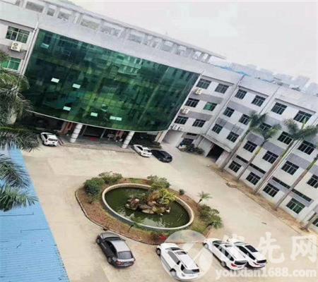 虎門高速標準一樓2000平廠房出租 5.5米高 帶現成辦公和行車